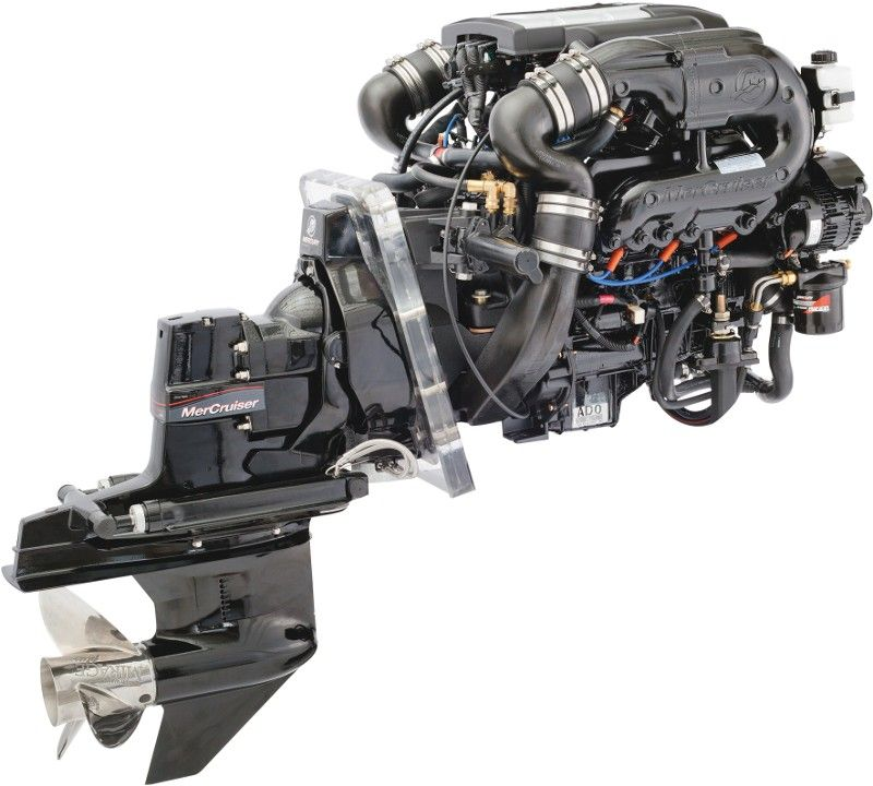 Mercruiser Engines Belgium Dealer Sales And Repair